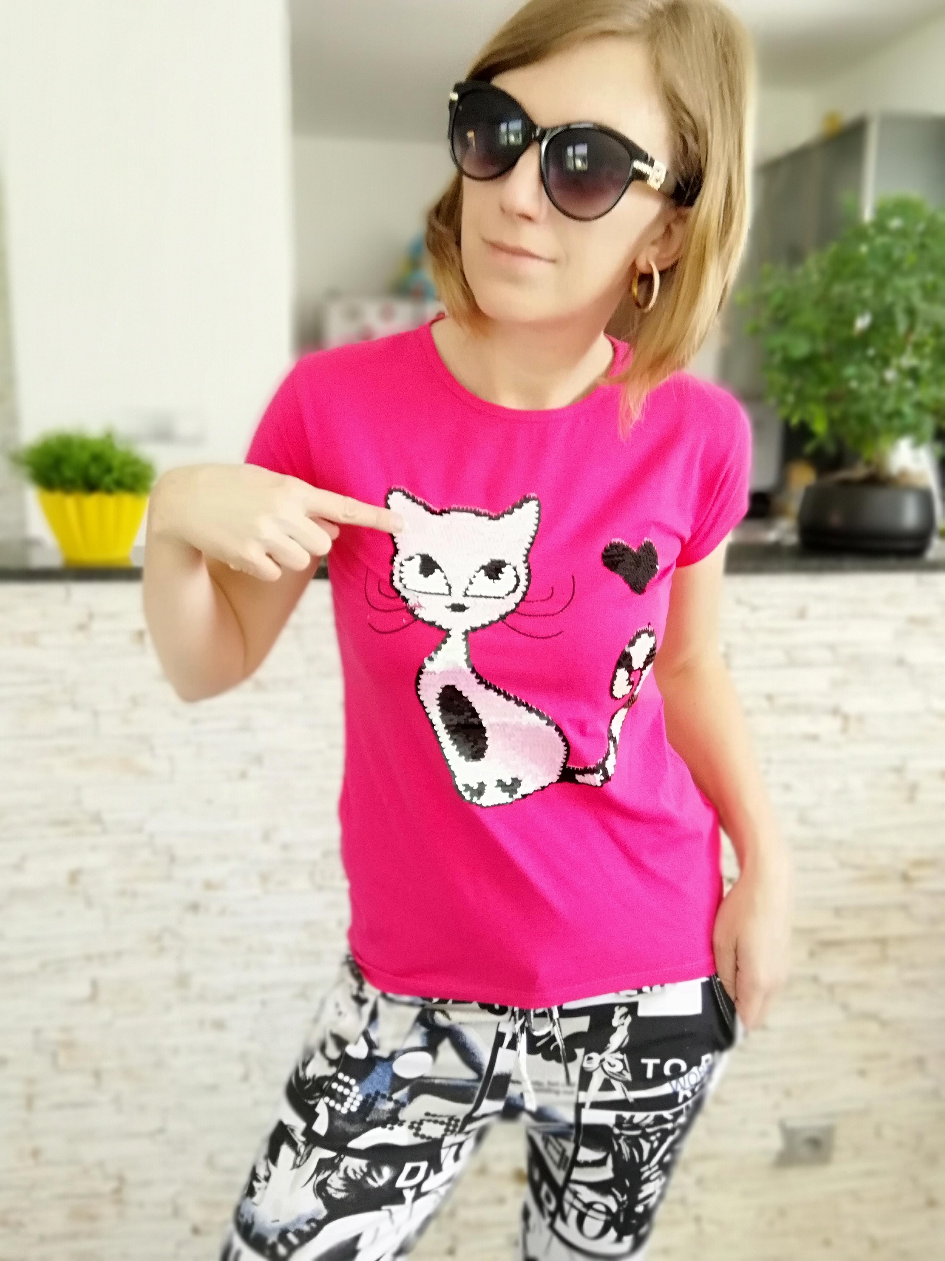 dámské kočička fotky